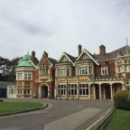 What happened at Bletchley Park?